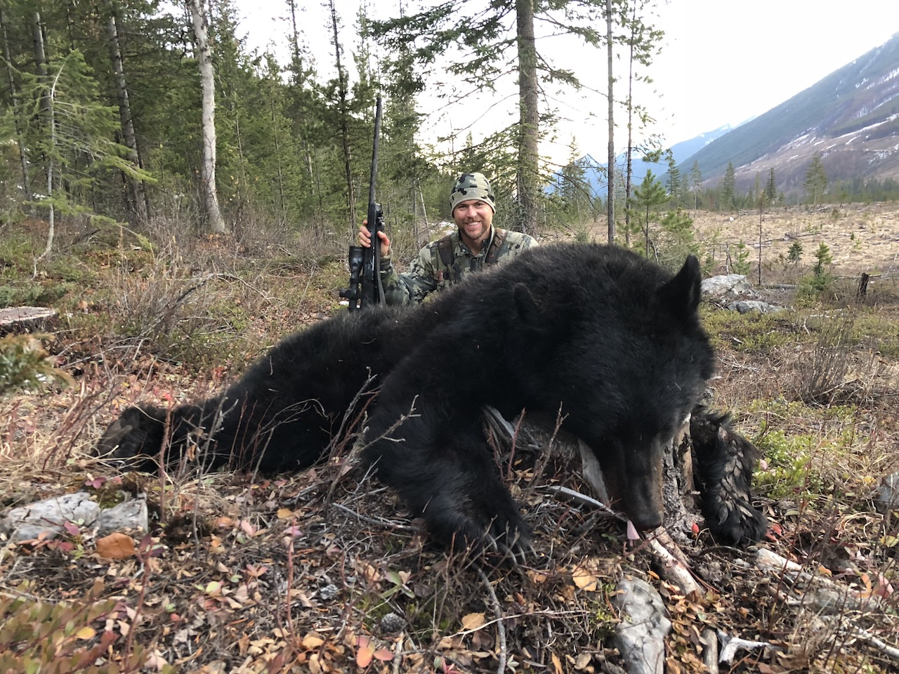 Field Judging Black BearsTotal Outdoor Adventures | Total